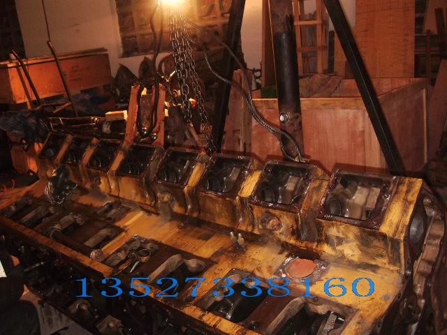 KTTA3067缸体维修康明斯发动机配件*