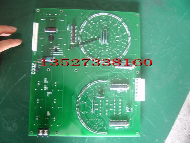 ZD05显示电路板