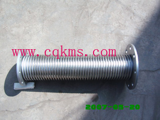 203555康明斯NTA855发电机组排气波纹管