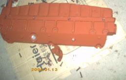 山东 济宁 康明斯维修配件 3419234康明斯NT855船用发电机组中冷器*