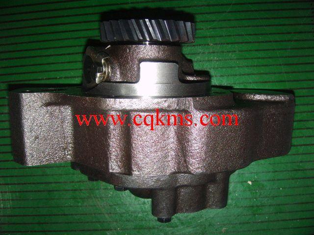 康明斯柴油机NT855-C280重庆康明斯发动机机油泵3042378