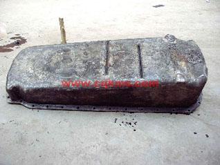 康明斯船用用柴油机 康明斯M11机油盘3895278