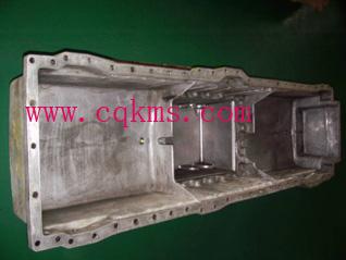 搅拌车柴油发动机配件 康明斯K38机油盘联接体3039252
