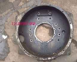 康明斯工程车飞轮壳 3165477柴油机配件重庆康明斯CA1280飞轮壳*
