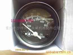 美国发电机配件康明斯油压表