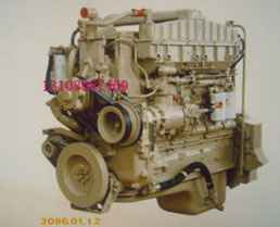 NT855-C250-ZGC35C康明斯发动机