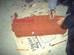 混凝土机械用康明斯配件 3010927柴油机配件重庆康明斯中冷器室