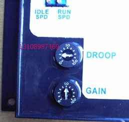 3098693美国康明斯M11发电机配件远程调速模块常闭*