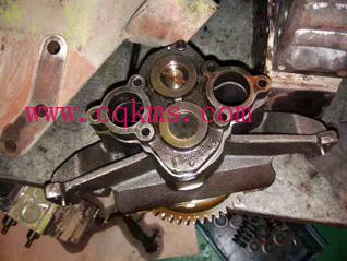 康明斯K38  206771机油泵*