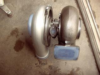 西安康明斯涡轮 康明斯KT38-G船用柴油机3801885增压器*