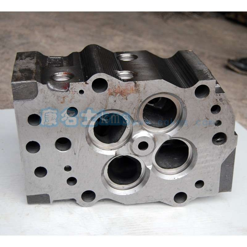 发动机汽缸盖 康明斯高压共轨柴油机 康明斯KTA38气门导管 缸盖3072438