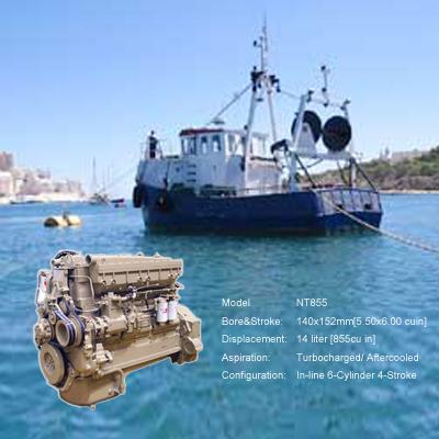 船舶主机NTA855-G3-GS/G康明斯发动机配件*