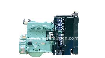40kw船用东莞康明斯发电机组4BTA3.9-GM47-50Hz