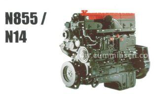 油田用康明斯NTA855-P400配件*