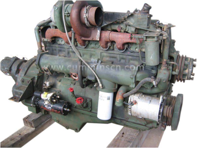 起重机用的康明斯发动机配件NTA855-C400-SO13148*