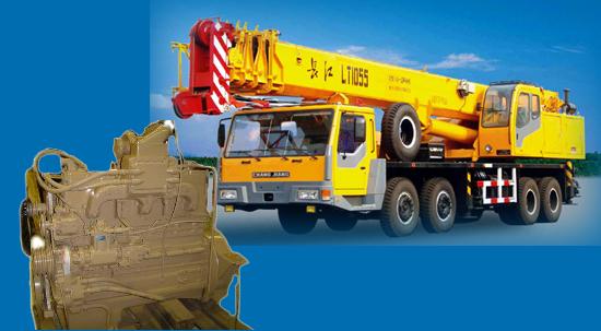 起重机用的康明斯柴油机配件NTA855-C400(BCⅢ)-SO10113*
