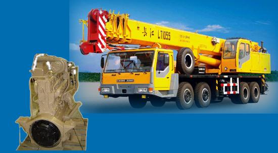 起重机用的康明斯柴油机配件NT855-L290 (BCⅢ)-SO10151*