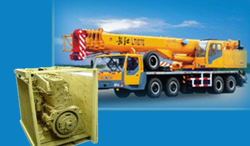 起重机用的康明斯柴油机配件NT855-C250-SO10033*