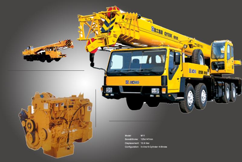 起重机用的康明斯柴油机配件M11-C290-SO20054*