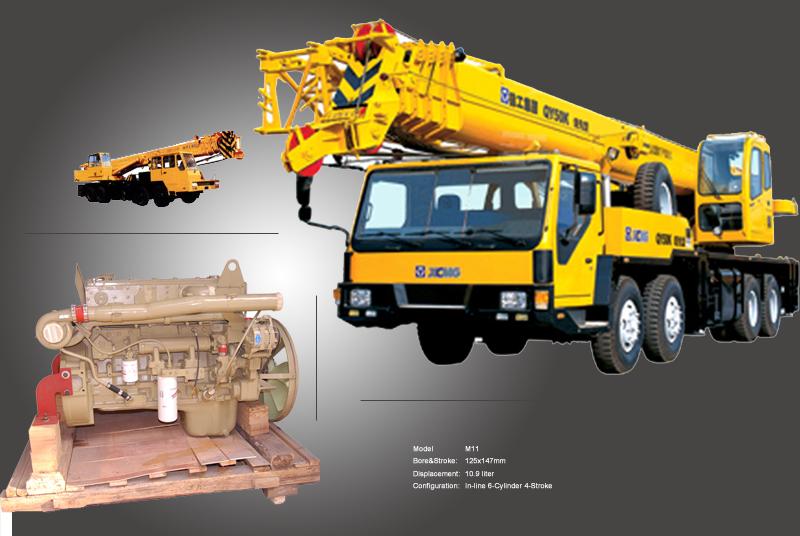 起重机用的康明斯柴油机配件M11-C290-SO20046*