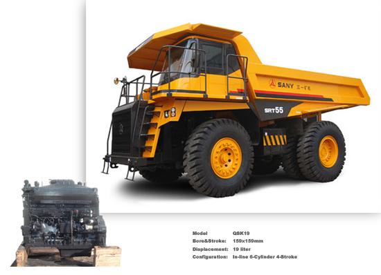 车发动机KTA19P-600康明斯配件*