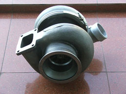 专营东风康明斯增压器管路4094811