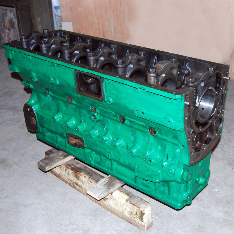 康明斯发动机汽缸体 3895837康明斯NT855发动机气缸体*
