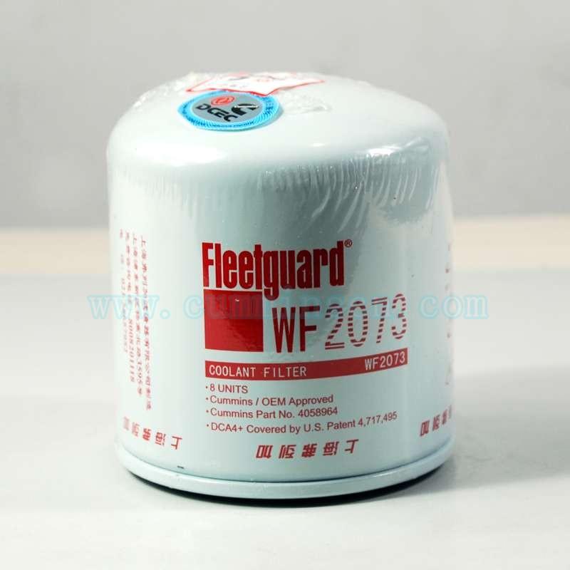 康明斯6c8.3弗列加水滤清器WF2073*