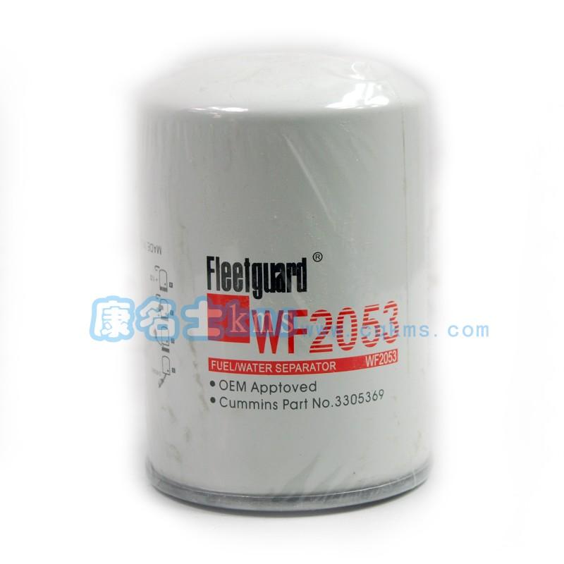 弗列加水滤清器WF2053