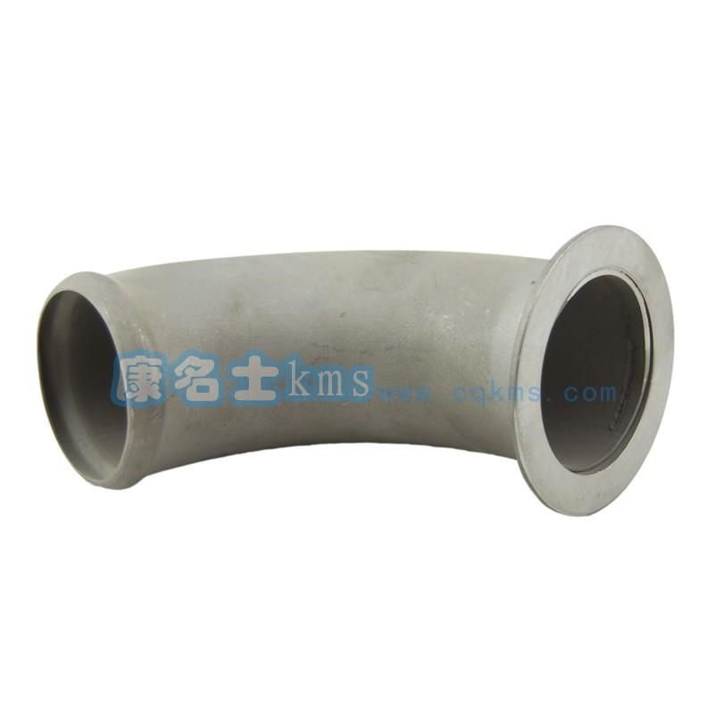 上海机械加工厂 海水泵配件3010351船机海水泵连接管