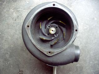压裂车用发动机 康明斯K38水泵3050443