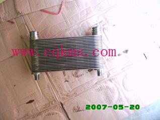 专用汽车用 3627295康明斯K38动力发动机机冷器芯