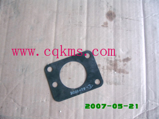 康明斯发动机零件 节温器壳衬垫3009457