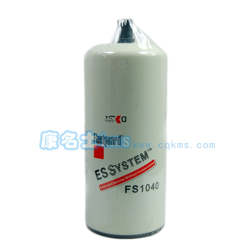 机械设备柴油发动机 康明斯qsx15油格FS1040