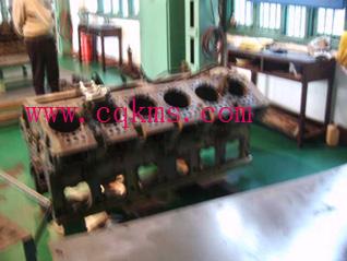 挖沙船配件 K38发电机组3177638缸体
