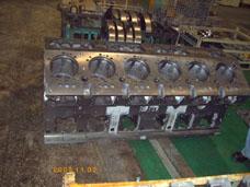 矿用自卸卡车零件 KTA38发动机缸体4060883