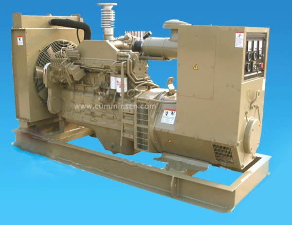 船用68KW康明斯柴油发电机组维修配件*