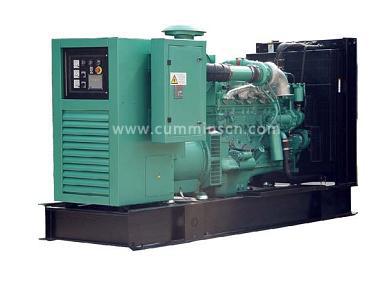 环保型410KW美国康明斯柴油发电机组维修配件*