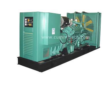 宾馆用600KW康明斯柴油发电机组维修康明斯配件*