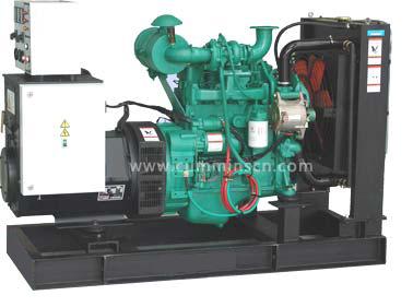 拖车型200KW进口康明斯柴油发电机组维修