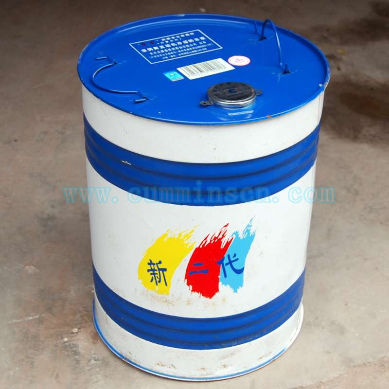 4913743发动机配件重庆康明斯4公斤装冷却防冻液