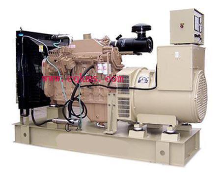 工厂用50KW二手康明斯发电机组出租