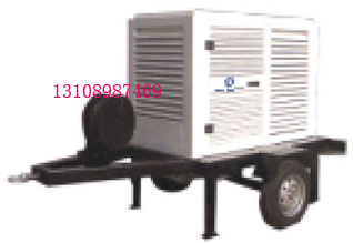 拖车型350KW二手康明斯发电机维修