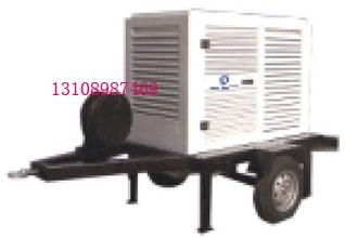 拖车型700KW二手康明斯发电机出租