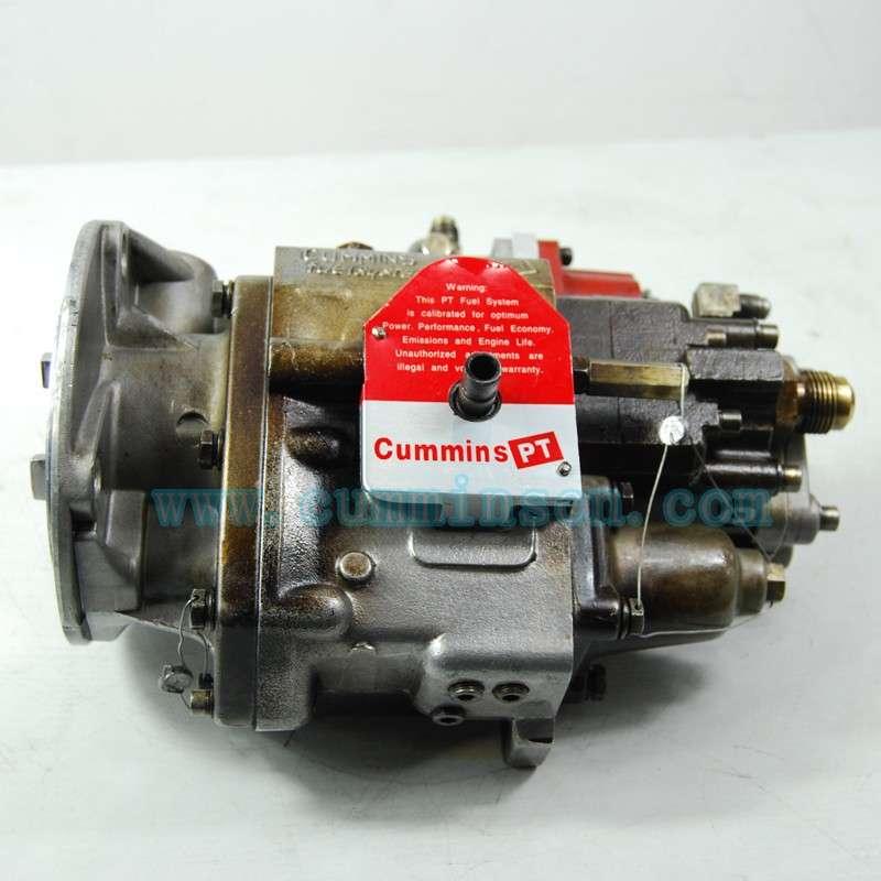 二手平地机 康明斯齿轮油泵3165399燃油泵