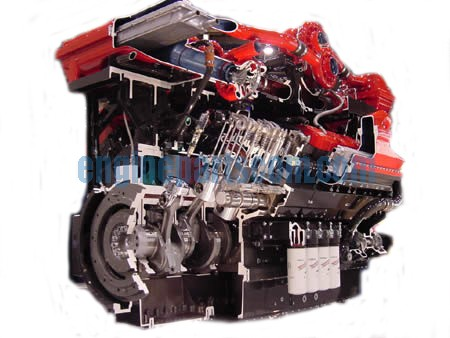 货运车辆QSK60康明斯柴油发动机备件QSK60