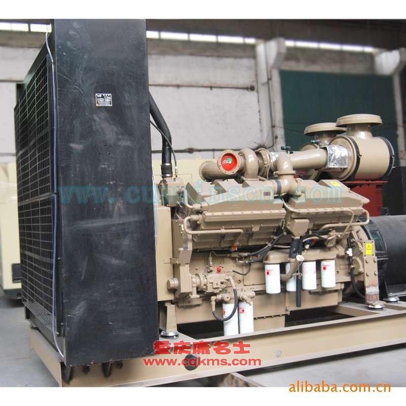 湖北 咸宁 东风康明斯发电机组 柴油机皮带3024614用于发高清图片