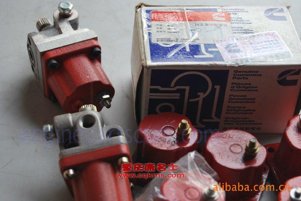 C525柴油机电磁阀3035362用于矿用自卸车BLZ 75473发动机SO40268高清图片