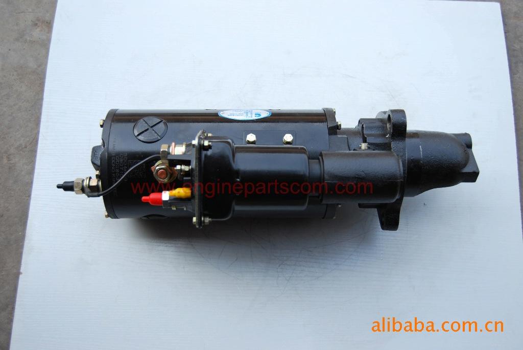 柴油起动机接线图>>起动机继电器接线图>>汽车起动机