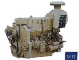 4冲程发动机-MTA11-G2-发电机驱动康明斯发动机配件*